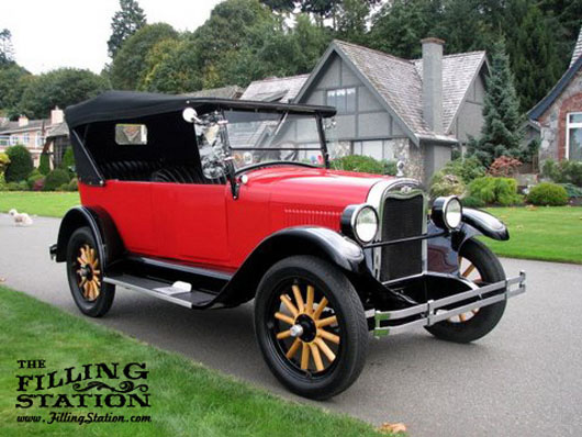 Clay Thompson's 1926