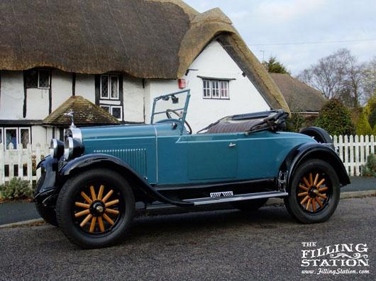 Nigel Aggett's 1928
