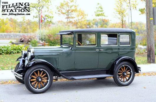 Ken & Larry Feren's 1928