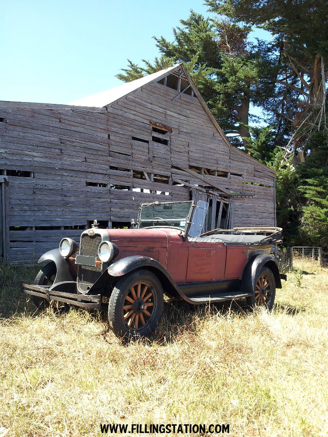 1928 Touring, Grant Fowler