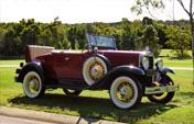 1930 Roadster, Paul Conyn