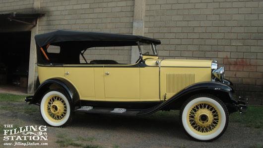 Dietrich Seyboth's 1931