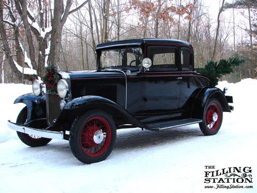 Rick George's 1931