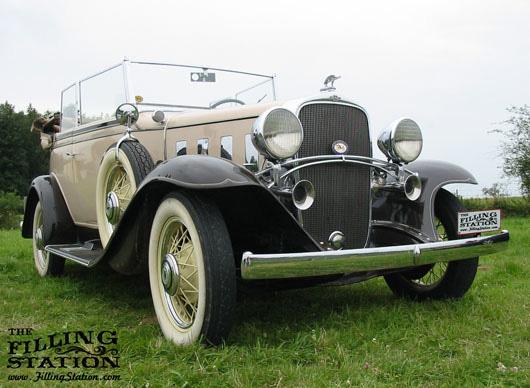 Gaston Steyls' 1932