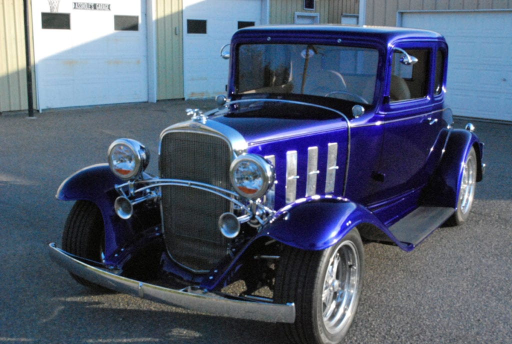 1932 Coupe, Pete Sather