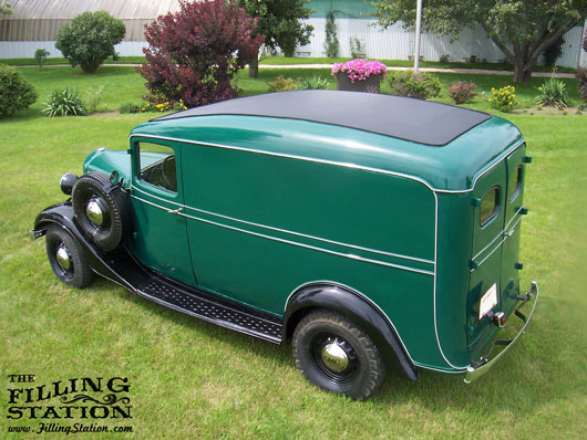 Roger Hippen's 1936 GMC