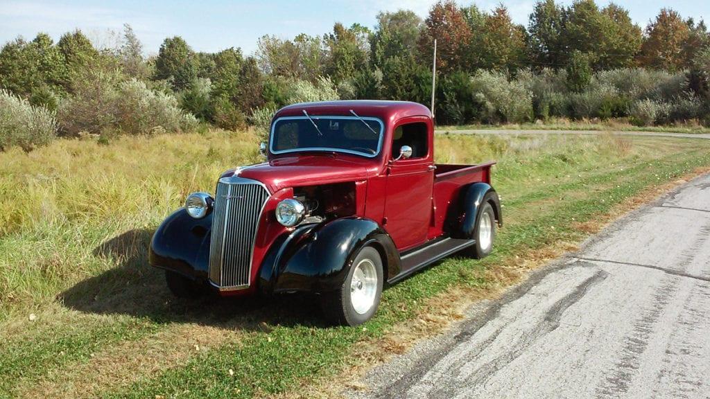 1937 Pickup, Richard George