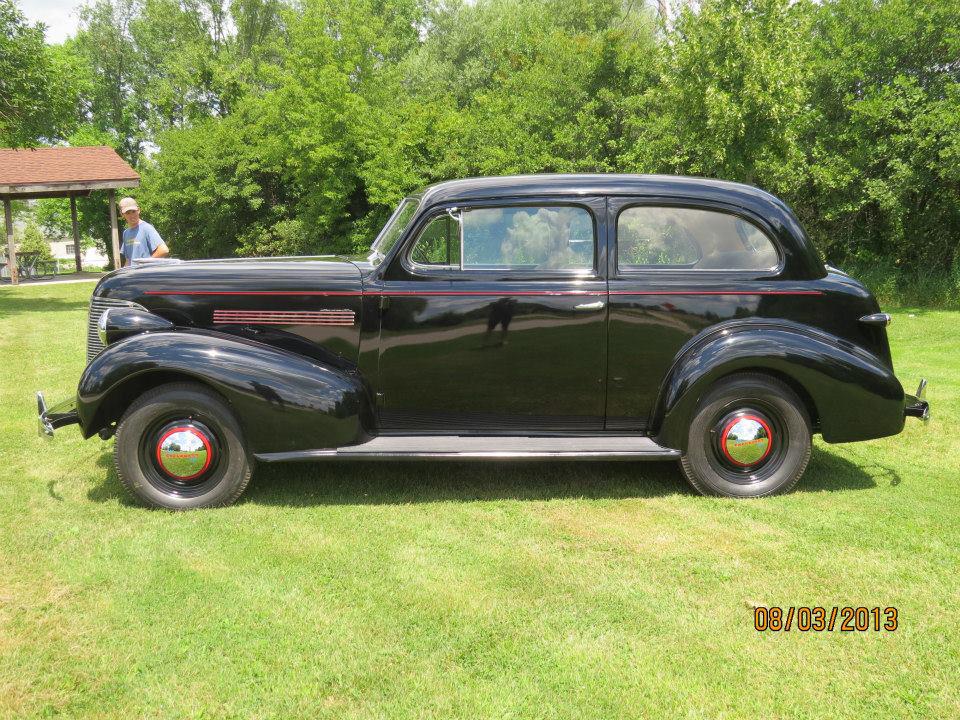 1939 Sedan, Wayne Bennin