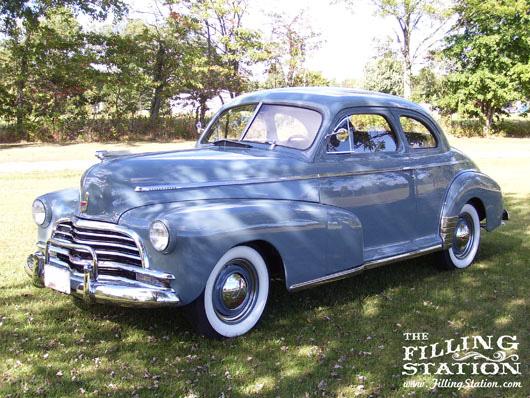 Frank Terwilliger's 1946