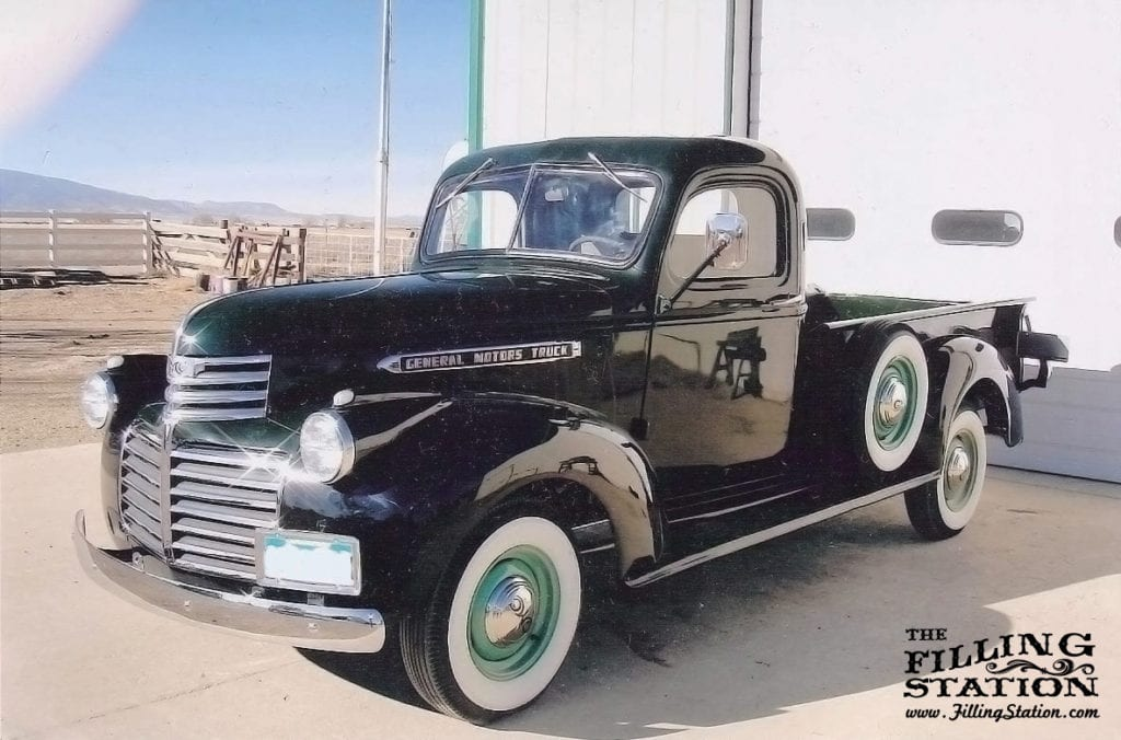 Patrick Mascarenas's 1947 GMC