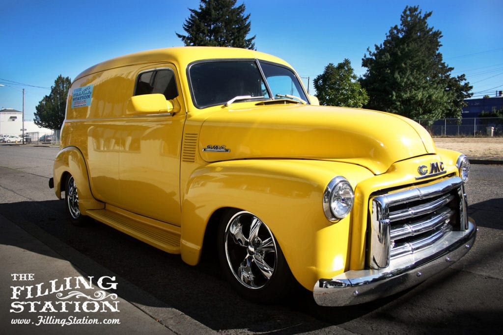 1948 GMC Panel Truck
