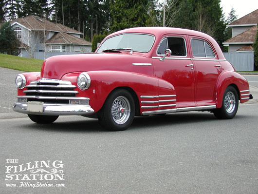 Mark Cook's 1948