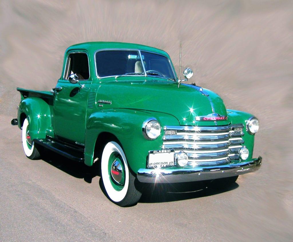1949 Pickup, Mary Corrington