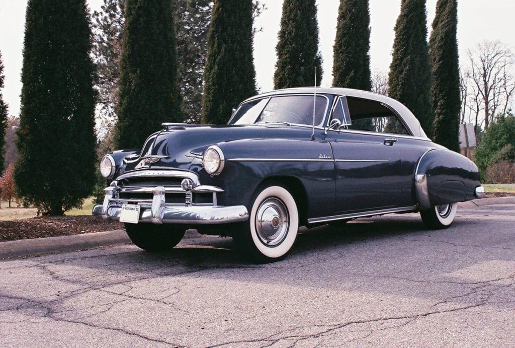 1950 Styleline, Dan Brinton