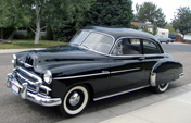 1950 Deluxe, Jack Armstrong