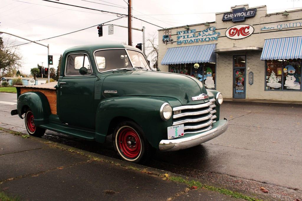 1951 Pickup, Lahny Podrabsky