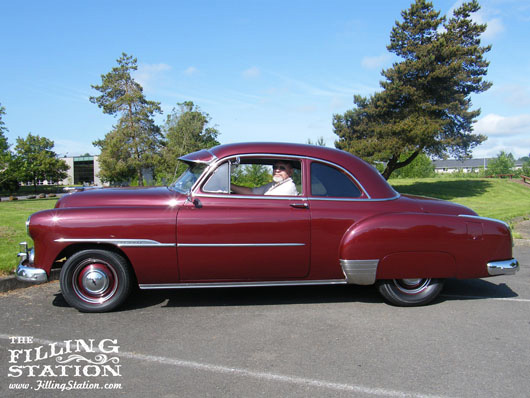 Boyd Brown's 1951