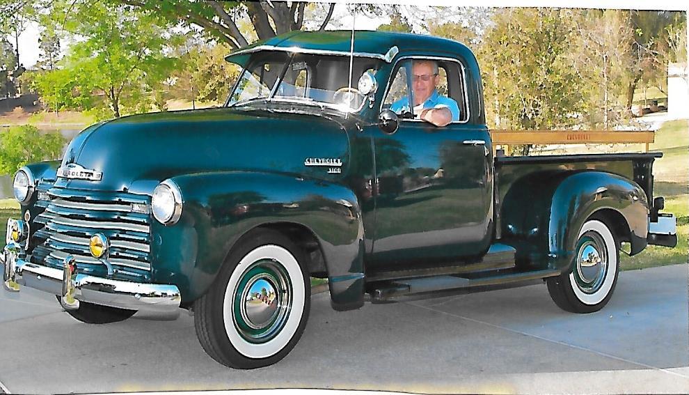 1951 Pickup, Ed Cain