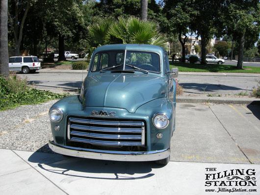 Leland Gibbs's 1952 GMC