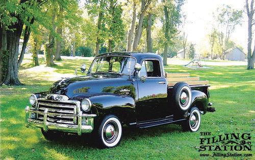 Irvin Hammack's 1954 GMC