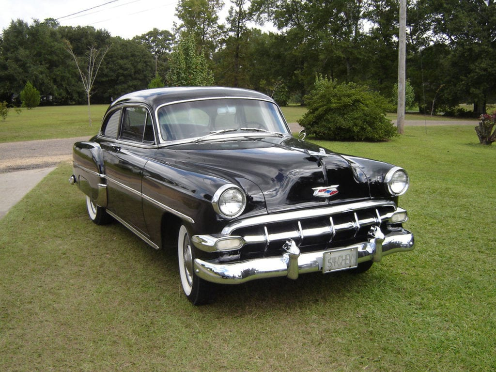 1954 210 Delray, Tyrone Roberts