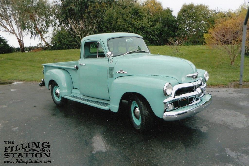 Jerry Avila's 1955 1st