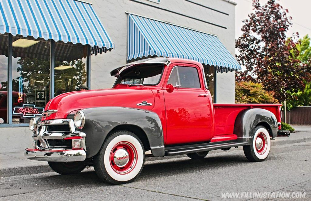 1955 Pickup, Dennis Bosworth