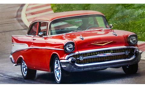 1957 Bel Air, Jeffery Wolfe