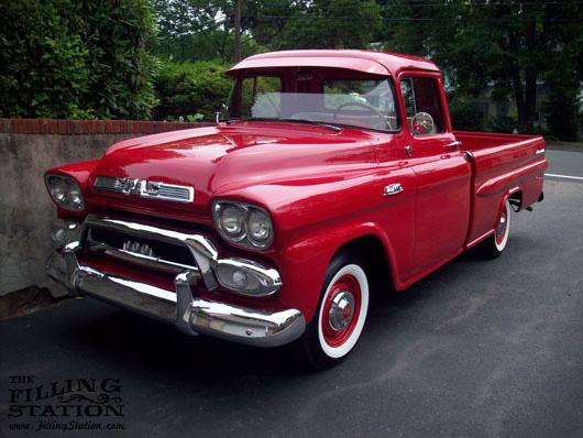 Todd Carnovale's 1959 GMC