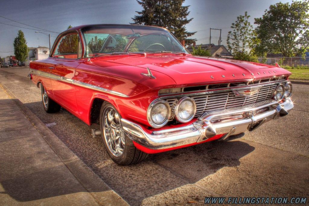1961 Impala, Roger Phillips