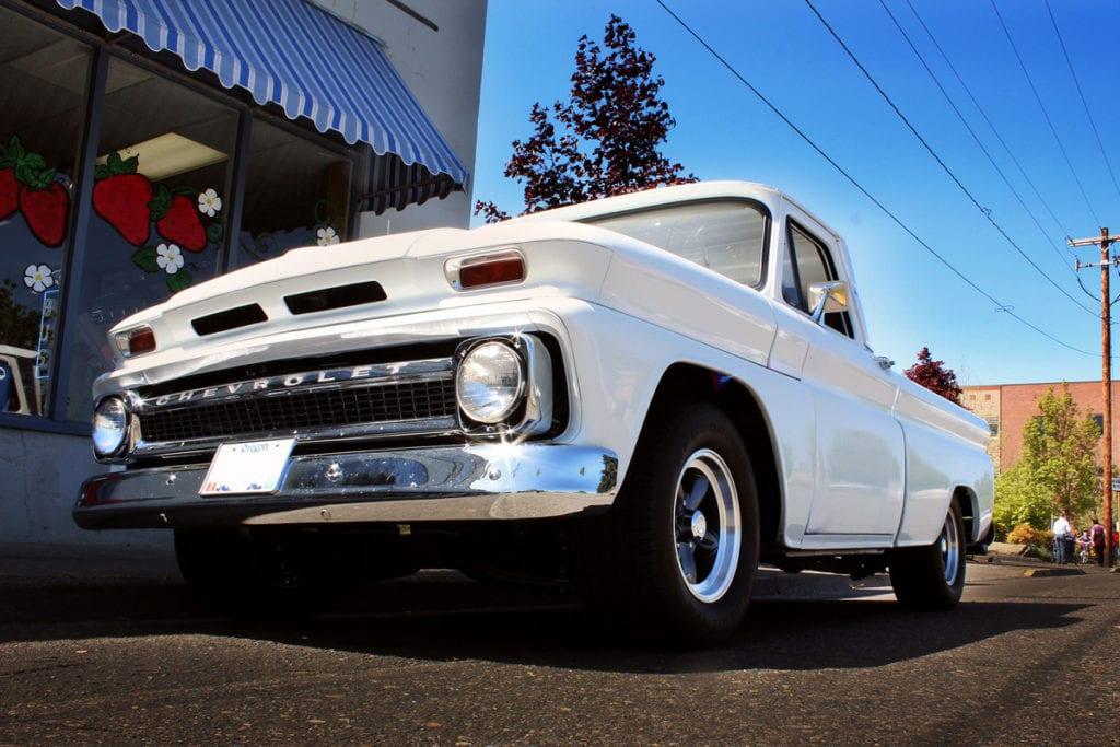 1966 C10 Pickup, Richard Shindler