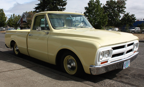 1967 GMC 1/2 Ton, Mark McClinton