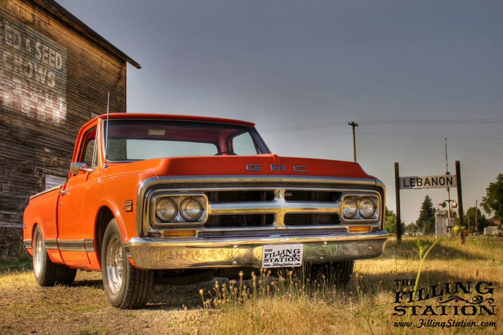 Scott Hart's 1972 GMC