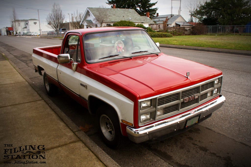 Bill Hulshof's 1984 GMC