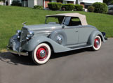 1934 Master Roadster, John Ehresman